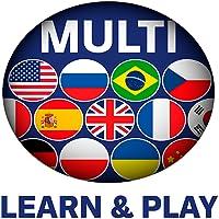 游玩和学习多语言 +