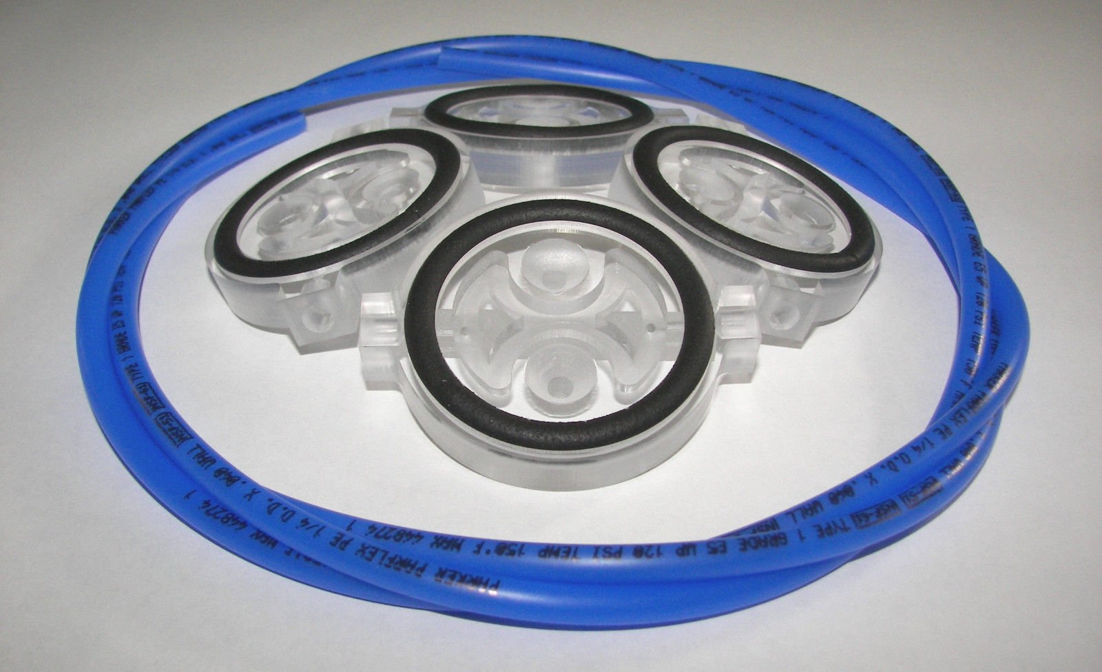 VACUUM CLAMP POD SET by ClampuSystems