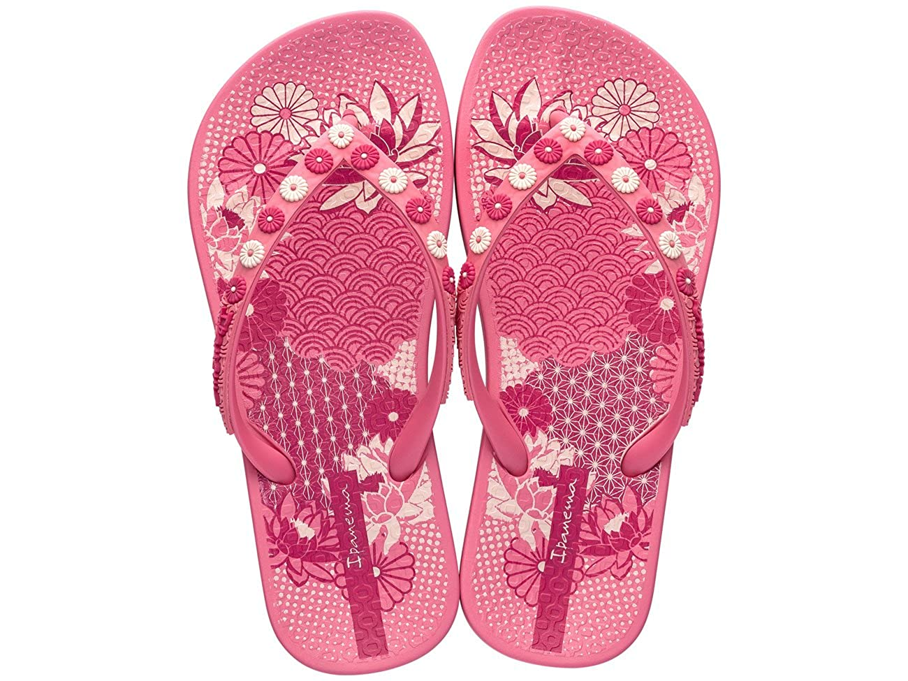 Ipanema Girls Flip Flops Anatomica Lovely Kids Sandals