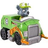 Paw Patrol - La Squadra dei Cuccioli – Racers – Rocky – Mini Veicolo