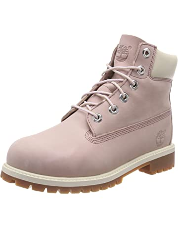 38a76bc5183f3 Timberland Unisex Kids' 6 in Premium Waterproof Boots
