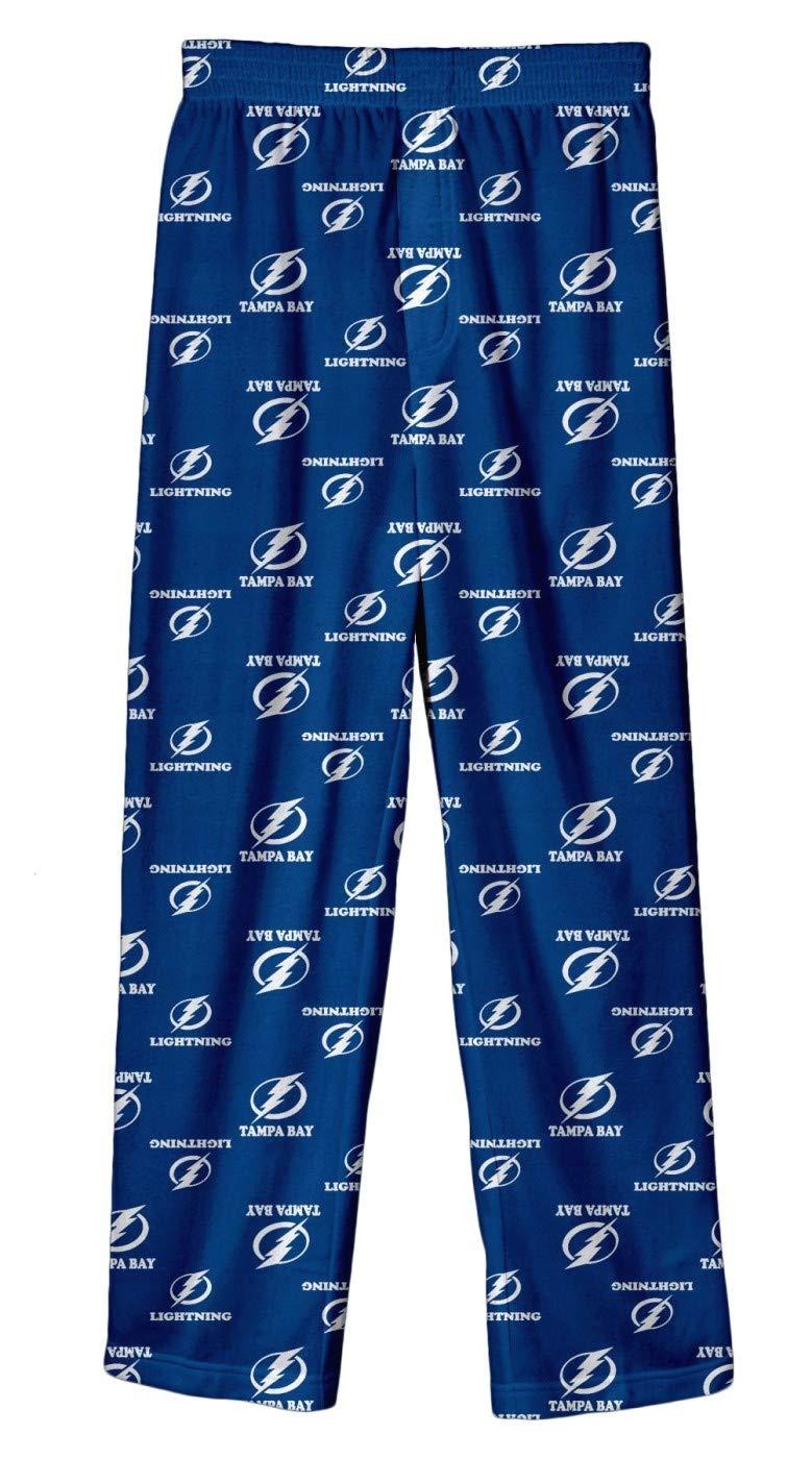 いいスタイル Tampa Bay Lightning Youth NHLプリントロゴパジャマパンツ X-Large Youth Tampa (18-20) Lightning B076DLX8YF, カミタカイグン:05d9edda --- a0267596.xsph.ru