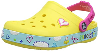 57c21f9c1 Crocs CB Hello Kitty Plane