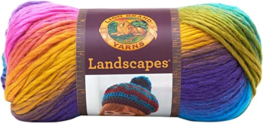 Lion Brand Landscapes Yarn-Boardwalk 545-201