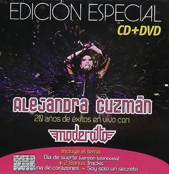 alejandra guzman y moderatto dvd