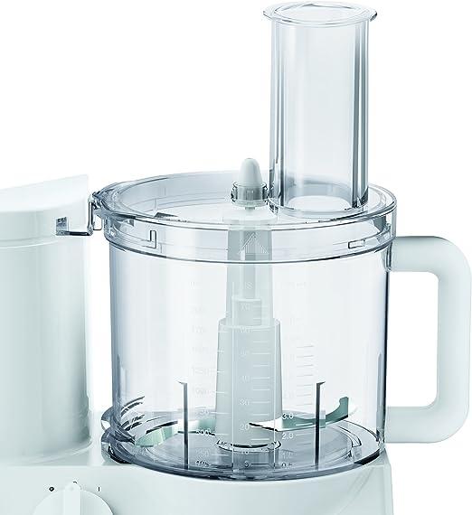Braun FP 3010 - Robot de cocina (Verde, Color blanco, Vidrio ...