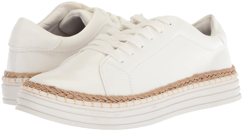 Nautica Women's B(M) Mineola Sneaker B0773NV3MX 10 B(M) Women's US|White fe4d91