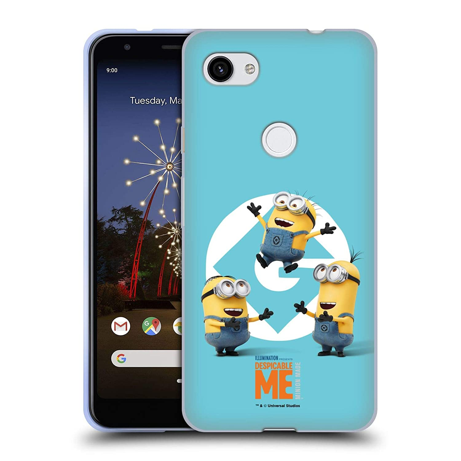 Amazon.com: Official Despicable Me Group Stack Minions Soft ...