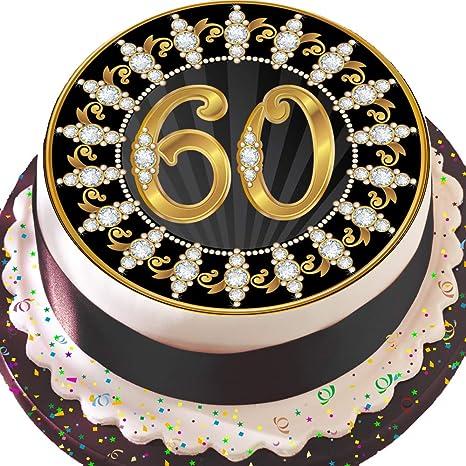 Awe Inspiring Precut Edible Decoration Icing Sheet 7 5 Inch Round Cake Topper Personalised Birthday Cards Cominlily Jamesorg