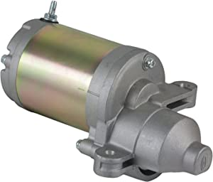 Rareelectrical New 12V Starter Compatible With Mtd Lawn & Garden Mower Jha Jhb 2012-2013 By Part Numbers 751-12207 95112207