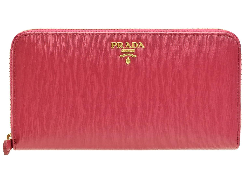 (プラダ) PRADA 長財布 ラウンドファスナー 1ml506 アウトレット [並行輸入品] B077Z4ZFWK
