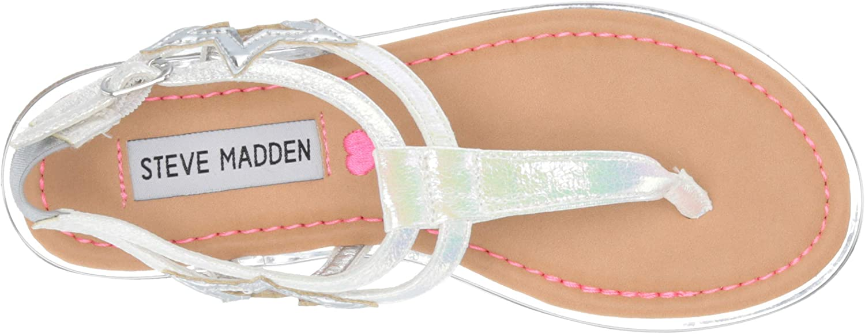 Steve Madden Kids Jstrdust Flat Sandal