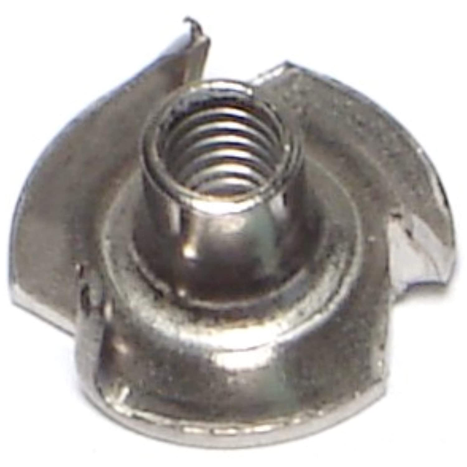 Piece-10 8-32 x 1//4 Hard-to-Find Fastener 014973209056 Pronged Tee Nuts