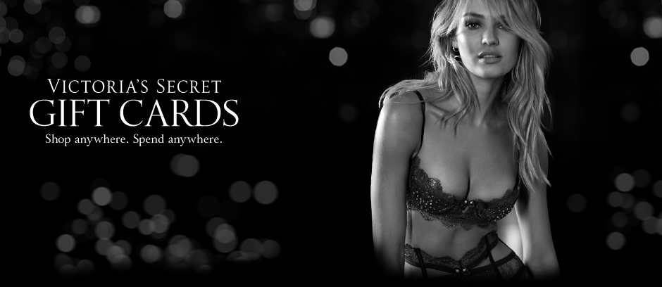 Victoria's Secret Gift Cards - Buy & Check Balance