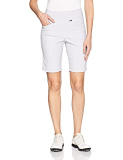 471bd8a14fe062 Amazon.com: EP Pro Golf Women's Bi Stretch Pull On Skort: Sports ...
