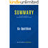 Summary: Co-Opetition: Review and Analysis of Brandenburger and Nalebuff's Book
