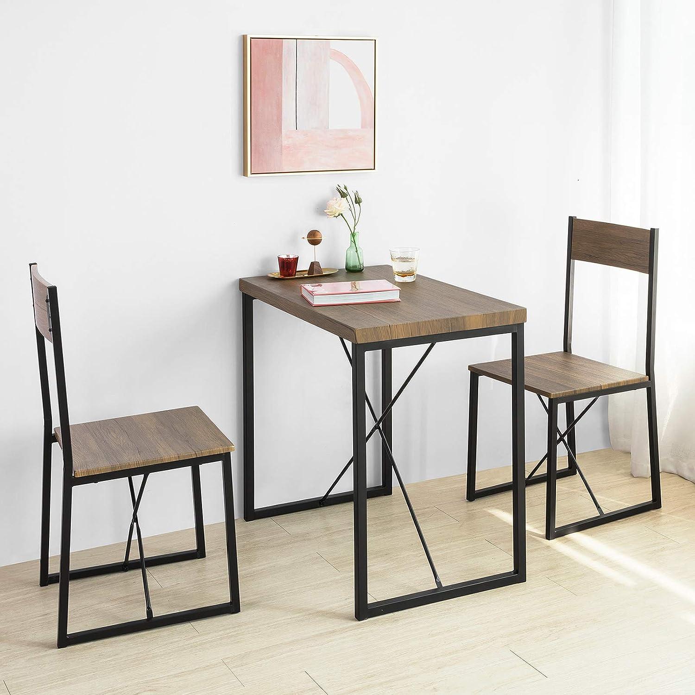 SoBuy OGT15-N 15-teilig Essgruppe Esstisch mit 15 Stühlen Sitzgruppe Küche  Küchentisch Holztisch