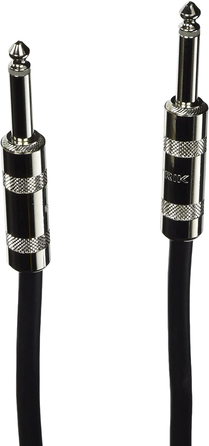 StageMASTER SRS16-20 20-Feet 16 Gauge Speaker Cable with 1//4-Inch Connectors