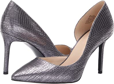 2df2a747196 Nine West Women s Eria Silver 7.5 M ...