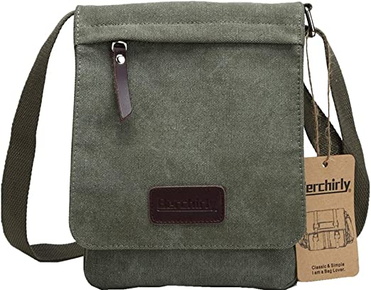 Kids Crossbody Messenger Shoulder Bag,Scenic View of a Beach with Lush Greenery and Limestone Rocks Summer Journey