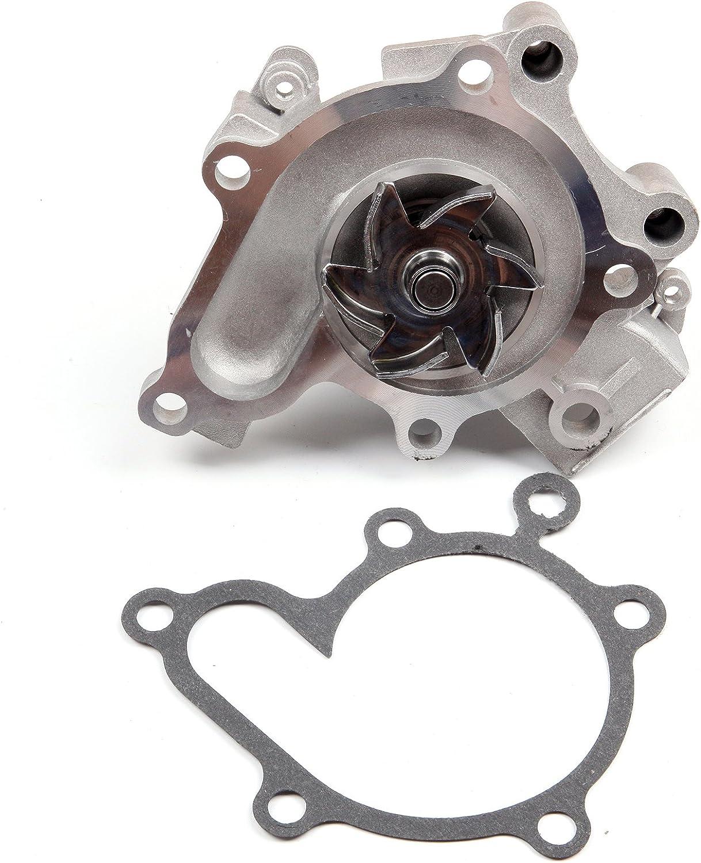 SCITOO Timing Belt Water Pump Kit fit 1993-2003 Ford Mazda 2.0L DOHC 16v VIN A Eng Code FS