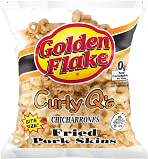 product image for Golden Flake Curley Q's Regular, 3.00 oz Bag (Pack 4 Bags)