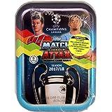 UCL Match Attax 2017/18 UEFA Champions League Trading Card Mini Tin