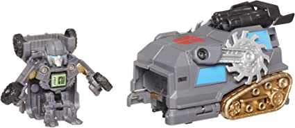 Transformers Bot Shots Ironhide Battle Game