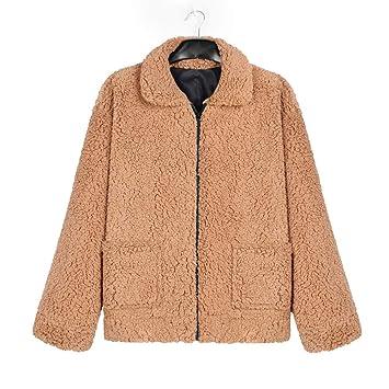 Niña Invierno Abajo chaqueta fashion carnaval,Sonnena ❤ Abrigo de piel sintética de manga
