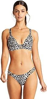 product image for Vitamin A Women's Savanna Neutra Bralette Banded Triangle Bikini Top