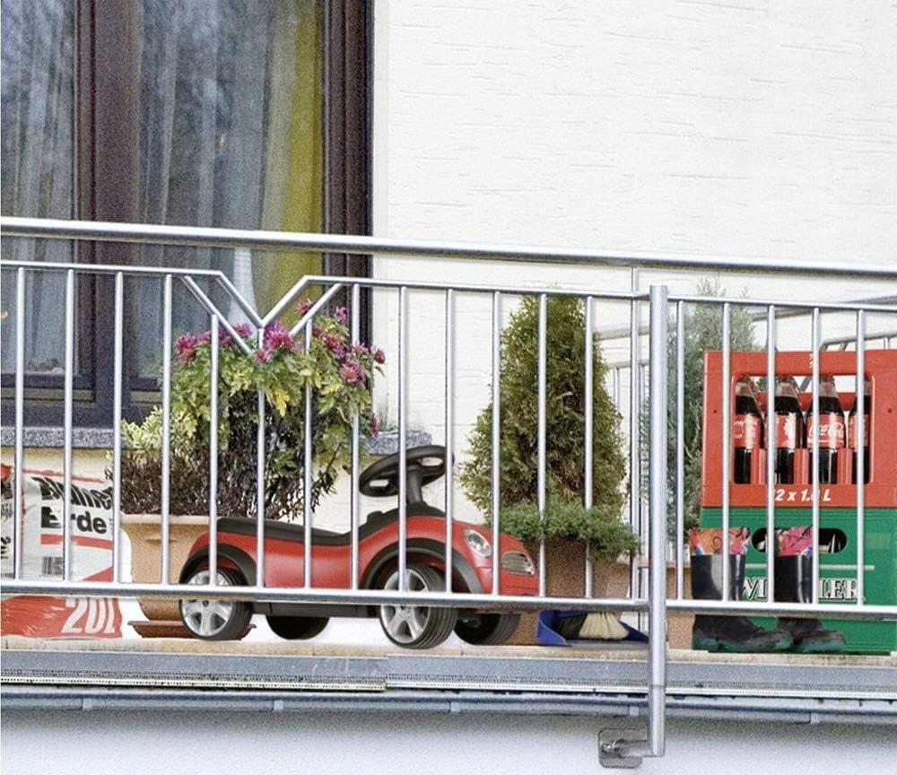 Amazon De Wenko Balkon Sichtschutz Mauer