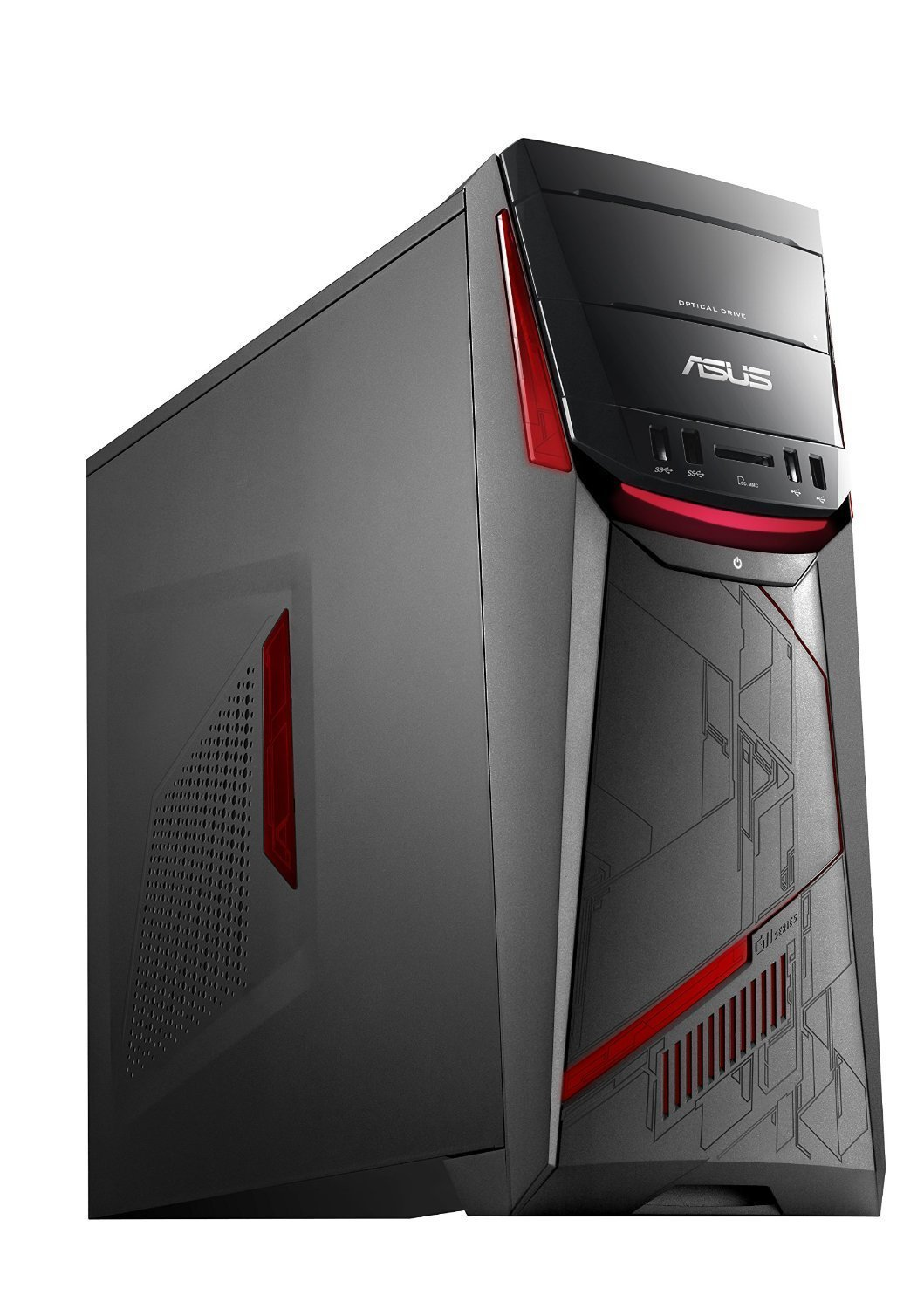 ... G11CD Gaming Desktop - Intel Core i5-6400 6th Generation Quad-Core up to 3.3 GHz, 8GB DDR4 Memory, 2TB Solid State Drive, 2GB Nvidia GeForce GTX 960, ...