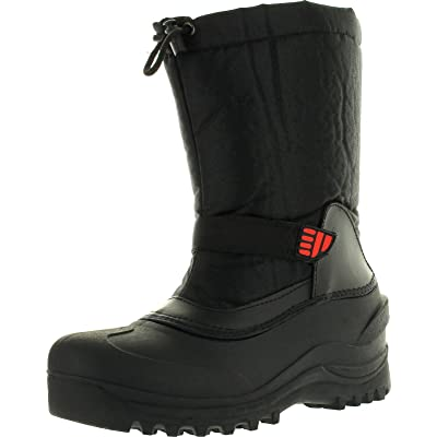 L&M Men's Winter Snow Boots Shoes Waterproof Insulated 2008 | Snow Boots
