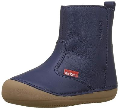 amp; Socool Mixte Bébé Bottines Kickers Bottes Chaussures T0vWxWan