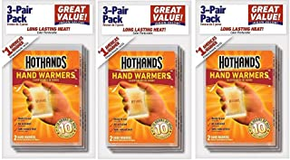 product image for HotHands Hand Warmer 3-Pair (3 Pack)