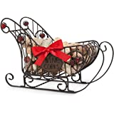 Epic Products 91-046 Cork Cage Sleigh, Multicolor