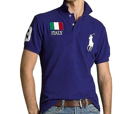 ItalyAmazon Pony co Polo Ralph Big Royal Blue Lauren uk xoQrCeWdBE