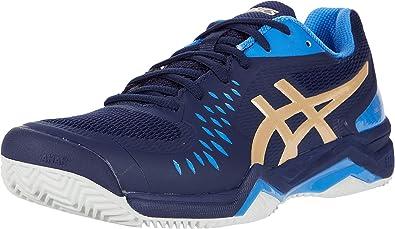 zapatilla Paralizar Confidencial  Amazon.com | ASICS Men's Gel-Challenger 12 Clay Tennis Shoes | Tennis &  Racquet Sports