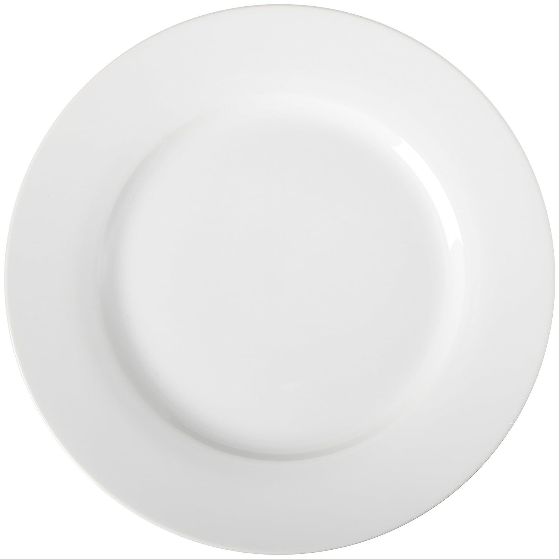 sc 1 st  Amazon.com & Amazon.com | AmazonBasics 6-Piece Dinner Plate Set: Dinner Plates
