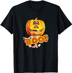 Halloween Booba T-Shirt