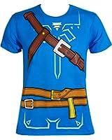 bioWorld Zelda Breath Of The Wild Cosplay Mens T-Shirt