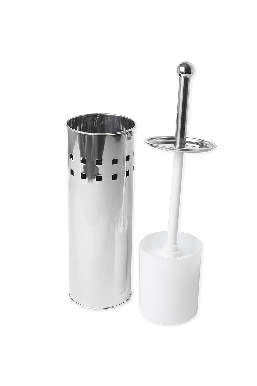 girm® - ge726000 Escobilla WC con escobillero de acero ...