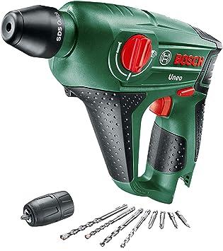 Martillo perforador a bater/ía de 18 V Bosch Uneo Maxx
