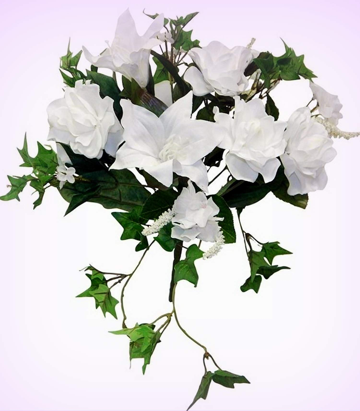 Inna-Wholesale-Art-Crafts-New-White-Gardenia-Tiger-Lily-Ivy-Bouquet-Silk-Decorating-Flowers-Centerpieces-Perfect-for-Any-Wedding-Special-Occasion-or-Home-Office-Dcor