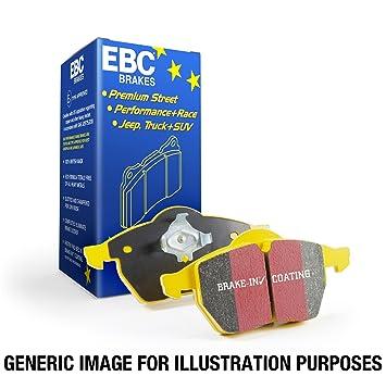 EBC Brakes DP41377R Yellowstuff Street and Track Brake Pad