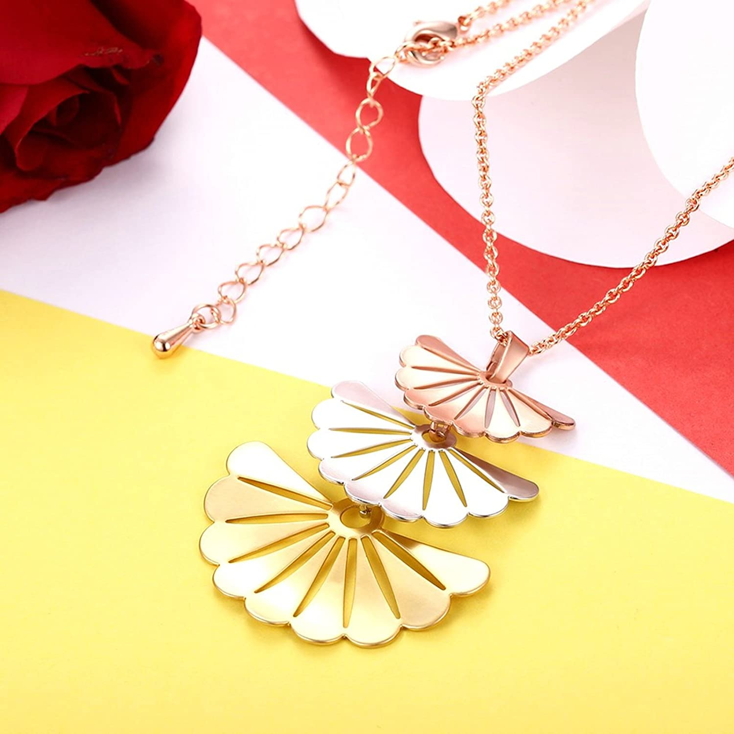 46+6CM KnSam Necklace for Women Sector Color Chain Length
