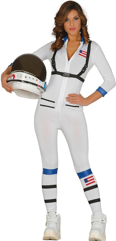 Guirca- Disfraz adulta astronauta, Talla 38-44 (84394.0): Amazon ...