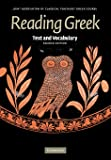 Reading Greek: Text and Vocabulary