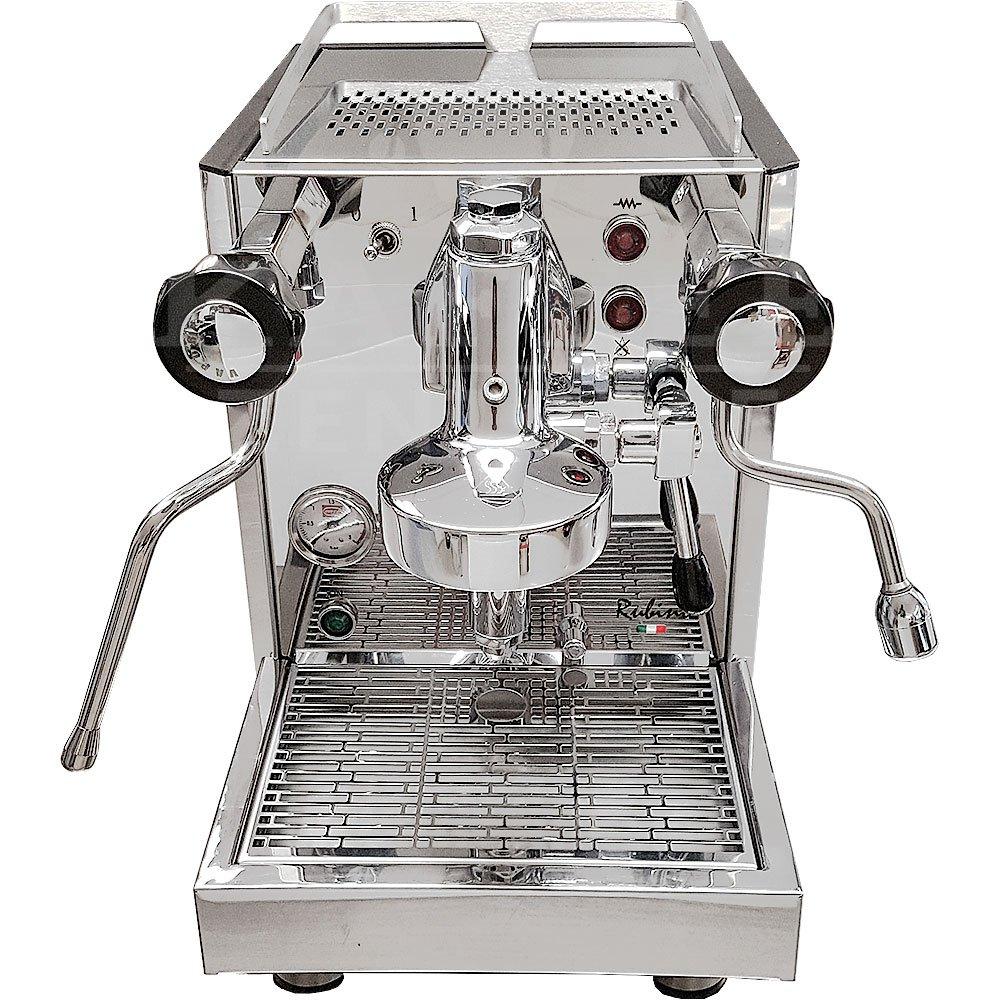 Espresso Siebträgermaschine Quickmill Rubino Nero
