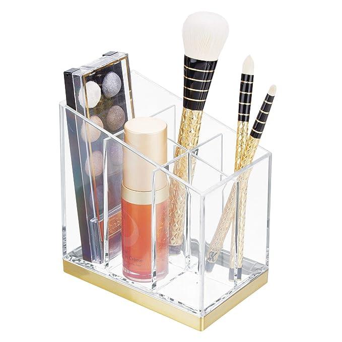 1 opinioni per mDesign Funzionale Organizer Cosmetici – Pratico Contenitore per Prodotti